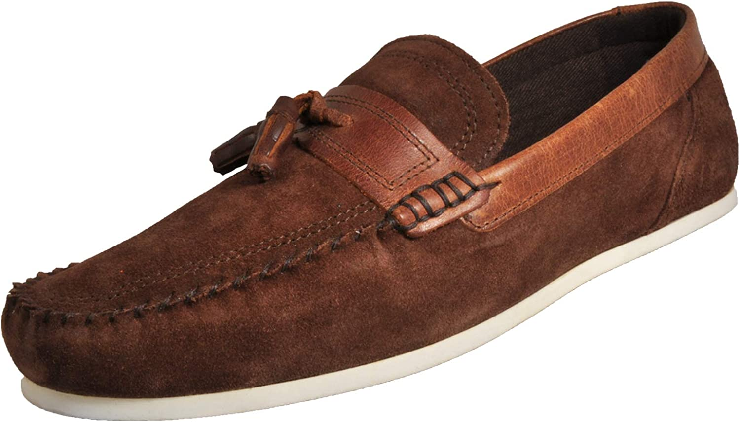 Red Tape Houghton Suede Leather Mens