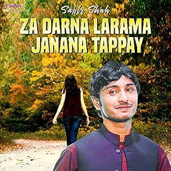 Za Darna Larama Janana Tappay - Single