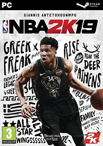 NBA 2K19 - PC [Importación francesa]