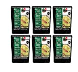 Miracle Noodle Ready to Eat Green Curry Meal, 10 oz (Pack of 6), Shirataki Noodles, Pasta...