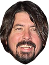 Celebrity Cutouts Dave Grohl Big Head. Larger Than Life mask.