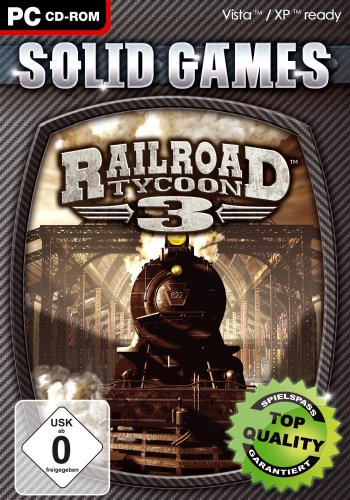 Railroad Tycoon 3 - Game Now