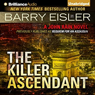 The Killer Ascendant cover art