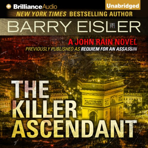 The Killer Ascendant audiobook cover art