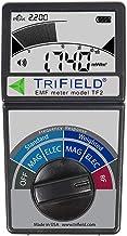 RFandEMF Trifield TF2 EMF-meetinstrument, voor het meten van elektromagnetische velden, met zwarte EVA-koffer