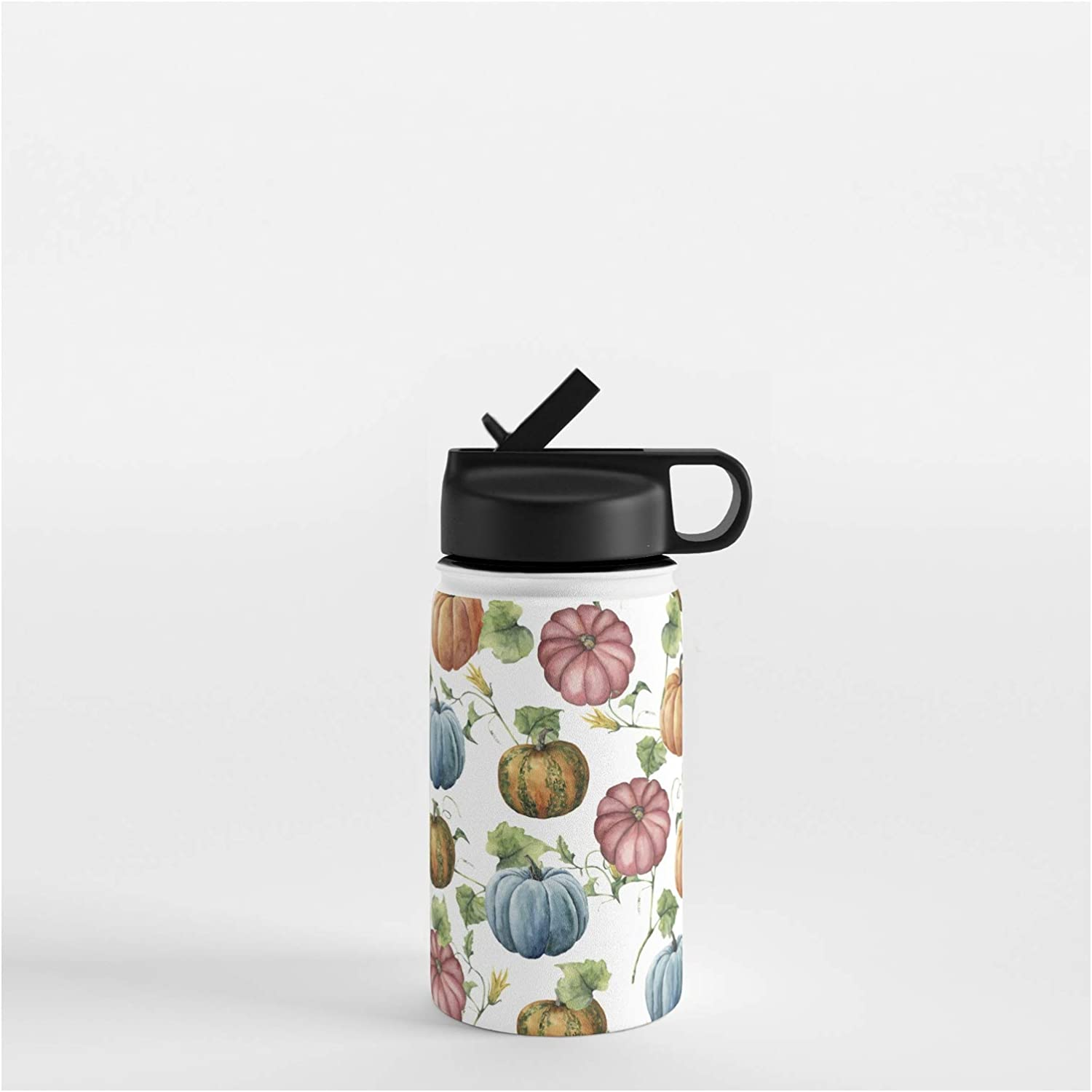 San Jose Mall Society6 Pumpkins Watercolor by Magic Daily bargain sale Dreams on Bottle 1 - Water