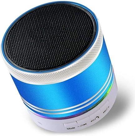 hanxuanzhuanmai Altoparlante Mini Card_4.1 Altoparlante Bluetooth Senza Fili Altoparlante con Scheda Portatile Colorato Telefono Bluetooth Wireless, Blu - Trova i prezzi più bassi