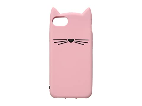 Kate Spade New York Silicone Cat Phone Case for iPhone® 7/iPhone® 8