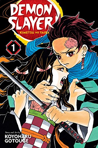 Demon Slayer: Kimetsu no Yaiba, Vol. 1 (1)