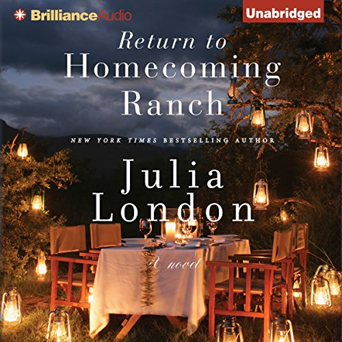 Return to Homecoming Ranch audiobook cover art