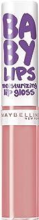 Maybelline New York Baby Lips Gloss Labial Moisturizing 25 LifeS A Peach - 1 Gloss Labial