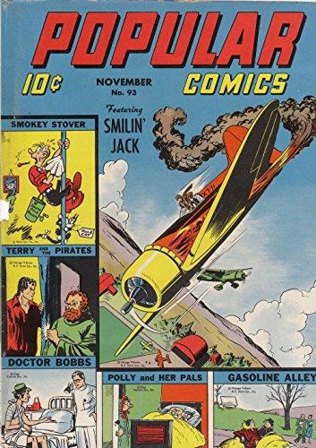 Popular Comics v1 #93: Consisting of Coloured Figures, and Scientific Descriptions, of...