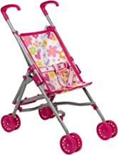 Best Adora Doll Accessories My First Doll Small Umbrella Toy Play Stroller for Kids 3 years & up Review