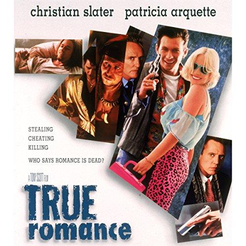 True Romance audiobook cover art