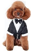 Keysui Pet Party formellen Anzug Kostüm Hund Kleidung Mantel Apparel