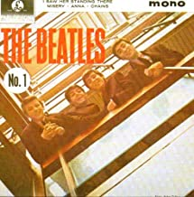 E.P-Beatles No 1(I Saw Here Standing-4 Titres) By The Beatles (0001-01-01)