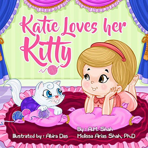 Katie Loves Her Kitty audiobook cover art