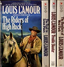 Hopalong Cassidy Series (The Riders of High Rock, The Rustlers of West Fork, The Trail to Seven Pines, Trouble Shooter)