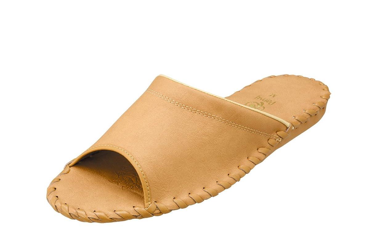 慈悲出席便利さ[パンジー] 9505 室内履き 室内履き M ブラウン