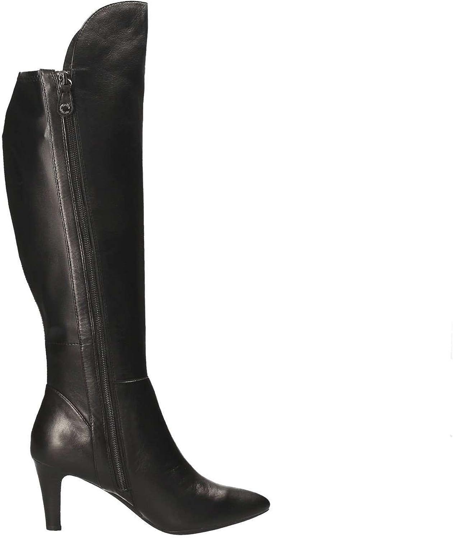 Geox Stiefel Damen, Farbe Schwarz, Marke, Modell Stiefel Damen D AMITHI Schwarz    Ausgezeichnetes Preis