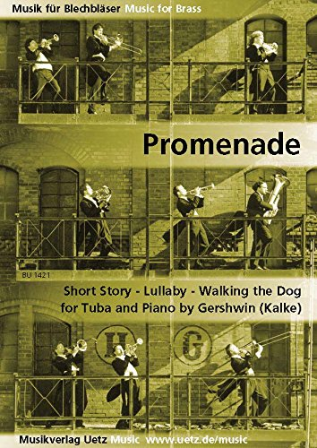 Promenade. Short Story – Lullaby – Walking the Dog