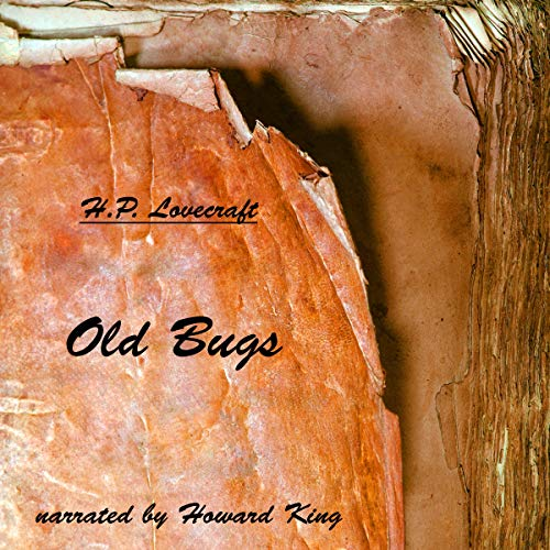 Old Bugs audiobook cover art