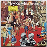 BAND AID / 'Do They Know It´s Christmas / Feed The World / 1984 / Bildhülle / mercury # 880 502-1 / Deutsche Pressung / 12' Vinyl Maxi-Single-Schallplatte /