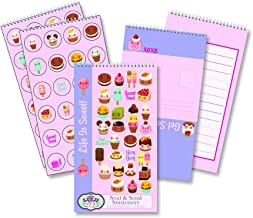 Sugar Lulu Seal 'N Send Stationery: Life is Sweet Child Stationary