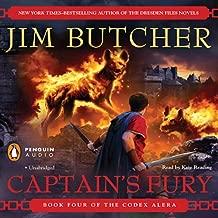 Captain's Fury: Codex Alera, Book 4