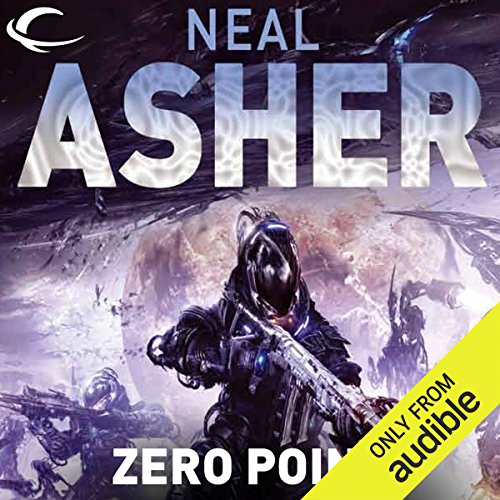 Zero Point     The Owner, Book 2              By:                                                                                                                                 Neal Asher                               Narrated by:                                                                                                                                 John Mawson,                                                                                        Steve West                      Length: 17 hrs and 15 mins     238 ratings     Overall 4.4