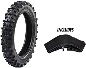 Protrax Rear Tire and Tube (90-100 by 14)