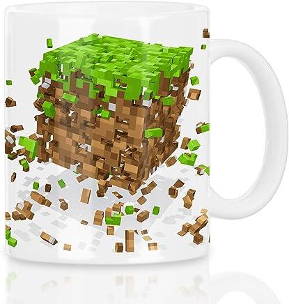 Preisvergleich für A.N.T. Exploding Cube Motivtasse block würfel spiel game
