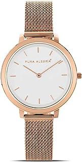 Reloj Pura ALEGRÍA Mujer White Rose