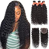 Best Brazilian Virgin Hairs - Wet and Wavy Human Hair Weave Bundles With Review