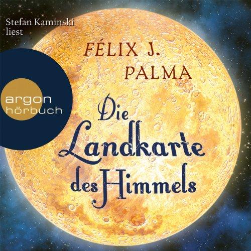 Die Landkarte des Himmels audiobook cover art