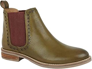 Cipriata Womens/Ladies Lidia Leather Twin Gusset Ankle Boot