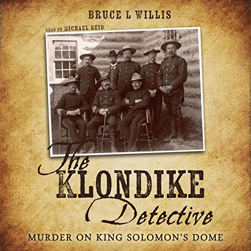 The Klondike Detective  By  cover art