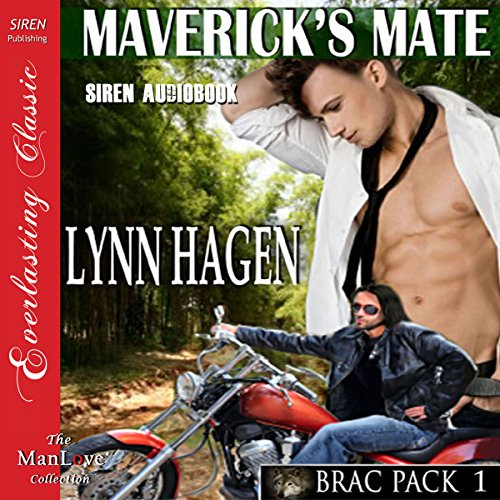 Maverick's Mate audiobook cover art