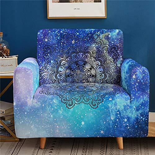3D Digital Printing Sofa Cover, Anti-Slip, High Elasticity Sofa Cover,Four Seasons Universal 1 2 3 4 Seats