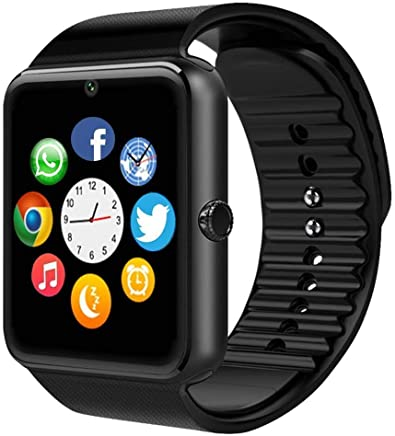 MSRMUS Smart Watch Compatible for iPhone 5s/6/6s/7/7s and...
