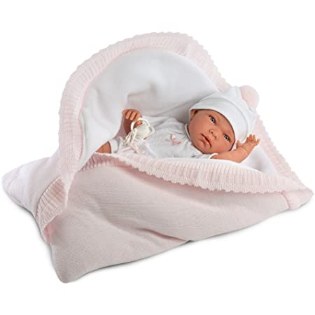 Llorens 15.7 Anatomically-Correct Baby Doll Lucas