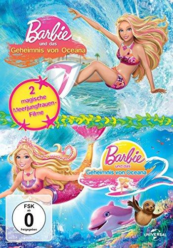 Barbie Doppelpack - Das Geheimnis von Oceana 1&2 [2 DVDs]