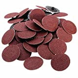 Katzco Sanding Disc – 25 Piece Set of Heavy Duty and Durable 3 Inch 240 Grit Sander - Automotive, Tools and Equipment, Body Repair Tool