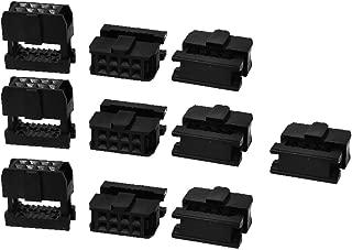 FC-8P 2.54mm Pitch ISP JTAG Socket 20Pcs for Flat Ribbon Cable