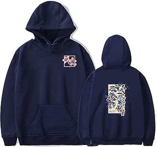 DONGRAK SHOP Shawn Hoodies Sweatshirt Hooded Black White Red Multicolored Senorita Harajuku Streetwear Merch Merchandise