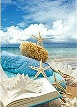 DIY 5D Diamond Painting Kits Landscape Cross Stitch 5D Diamond Embroidery Sea Rhinestones Art Bead Picture Kits Home Decor...