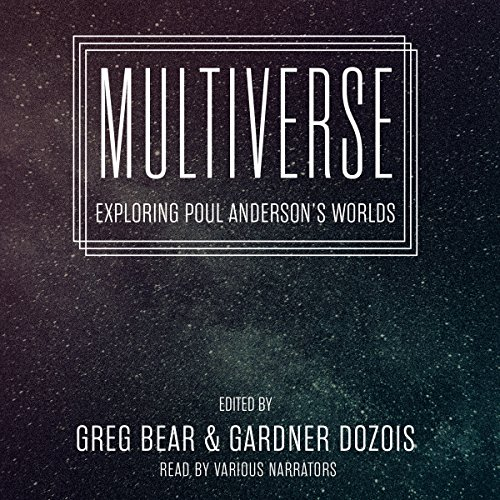 Multiverse audiobook cover art