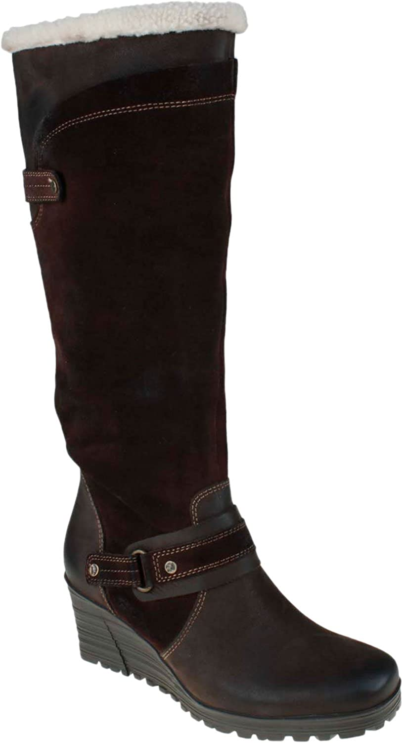 Earth Women's Ridge Leather Boots