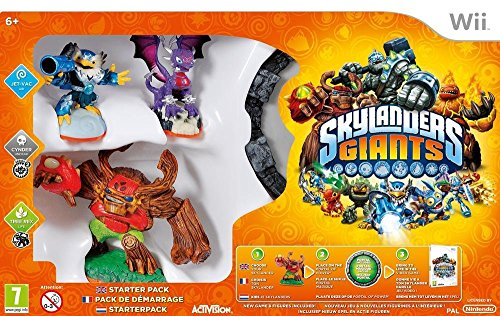 Skylanders Giants - Starter Pack (Nintendo Wii) [UK IMPORT]