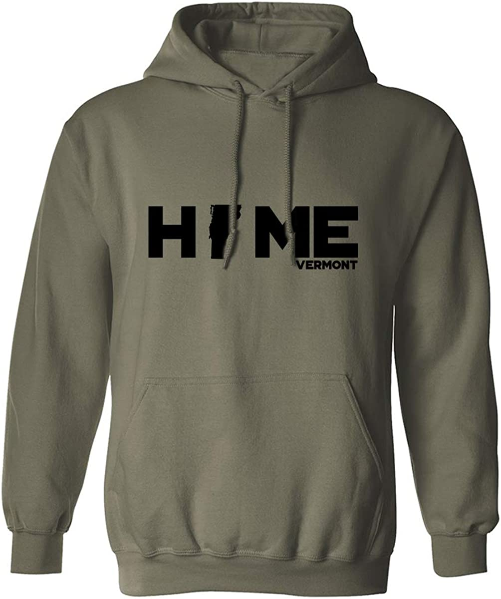 Vermont HOME Adult Hooded Sweatshirt